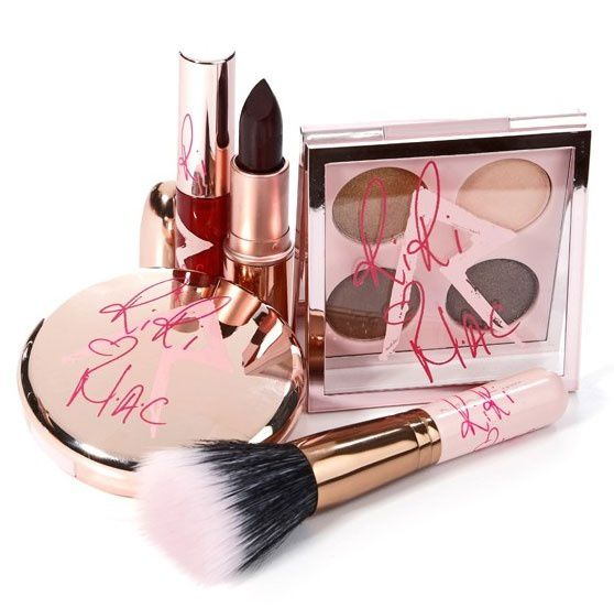 Riri (hearts) MAC : une jolie collaboration