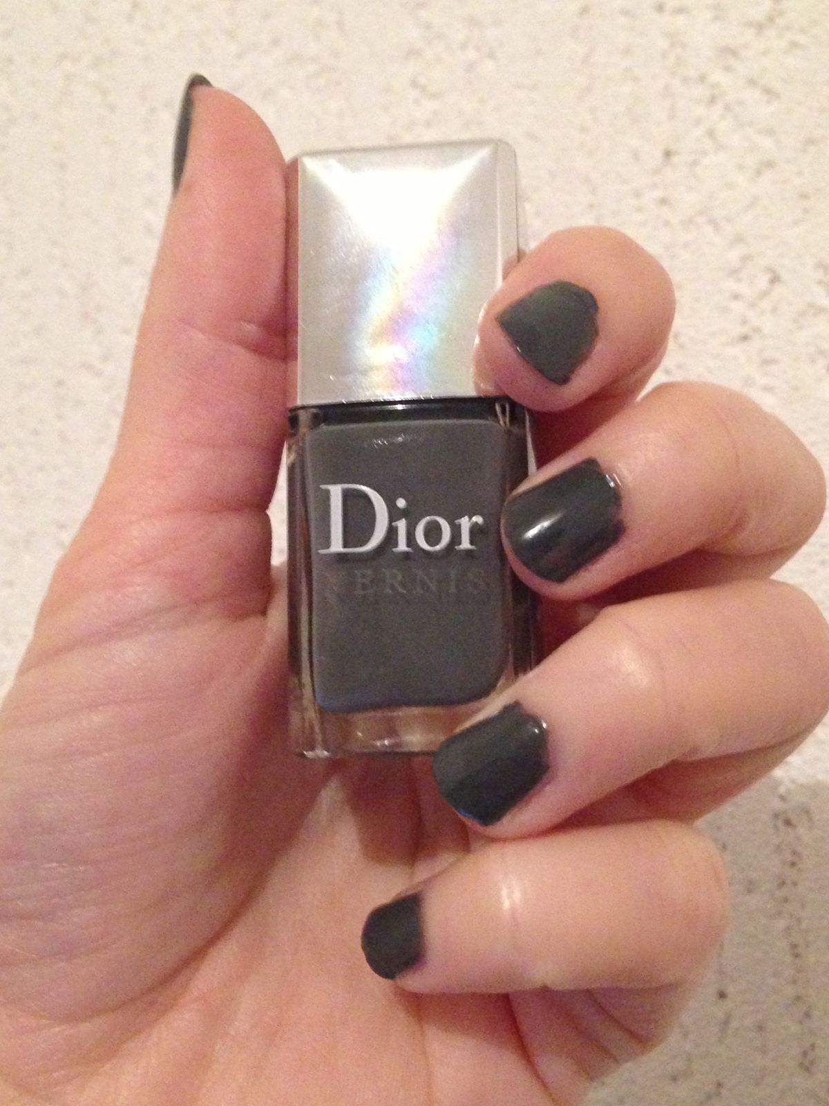 Gris montaigne par Dior (707)