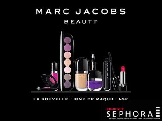 Marc Jacobs débarque chez Séphora