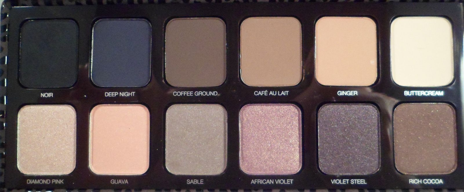 Palette Artiste 3 de Laura Mercier : un must have