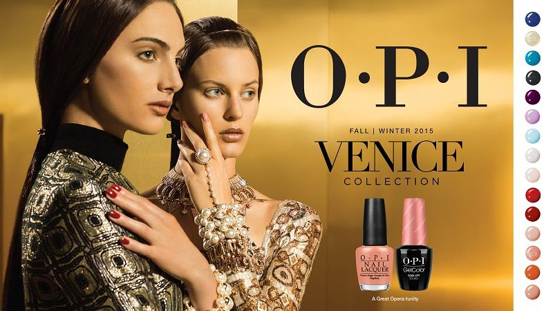 Collection Venice by OPI
