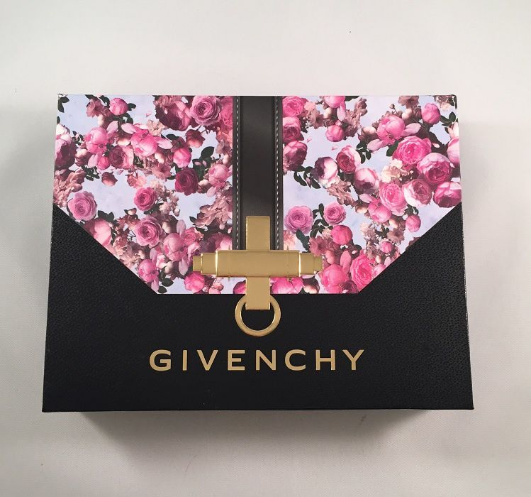 Coffret de Noël 2015, suite : Givenchy