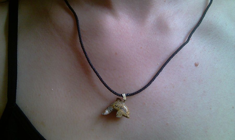 Collier dauphin