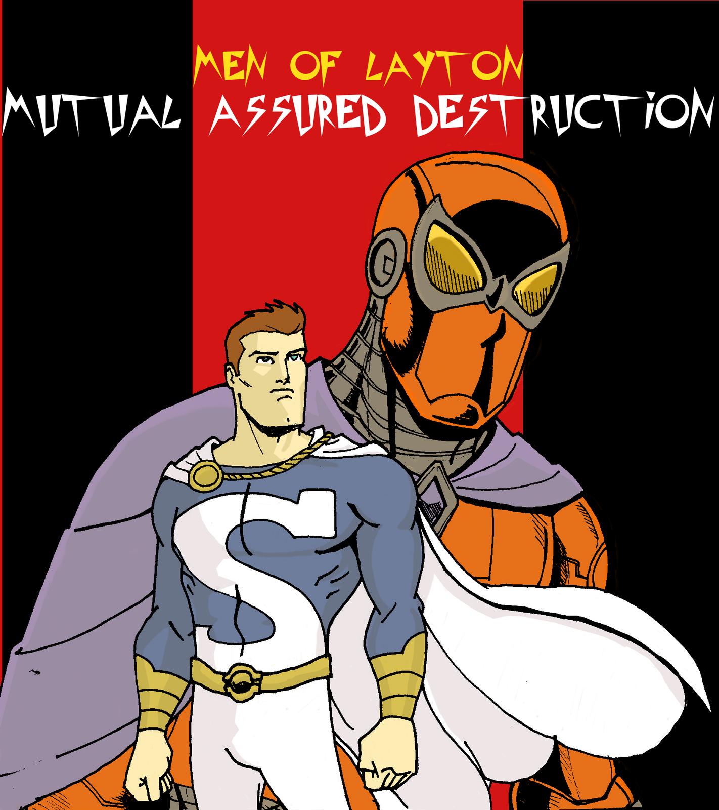 Madedd/Whiteverse : Destruction Mutuelle Assurée