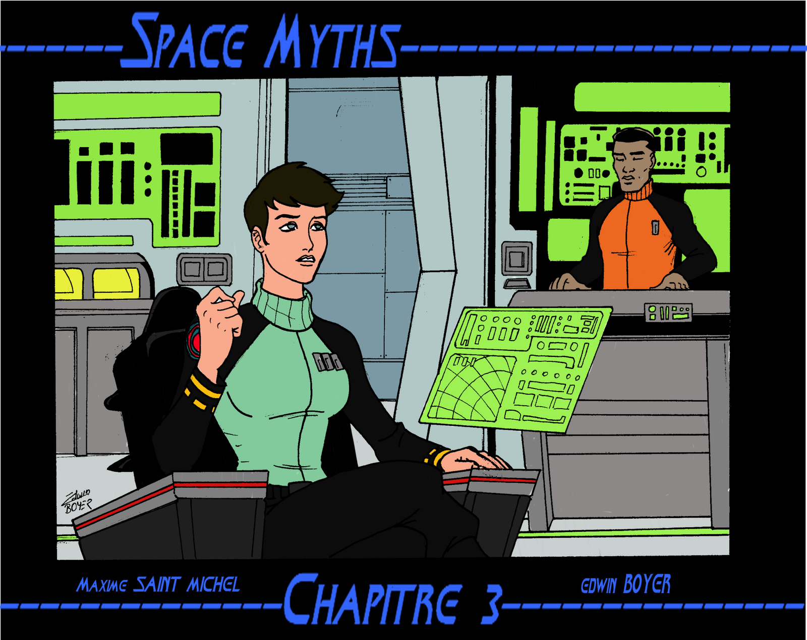 Space Myths - Where No Man Has Died Before III