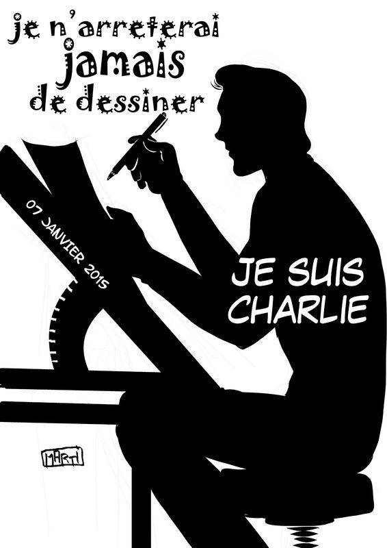 Nous sommes Charlie