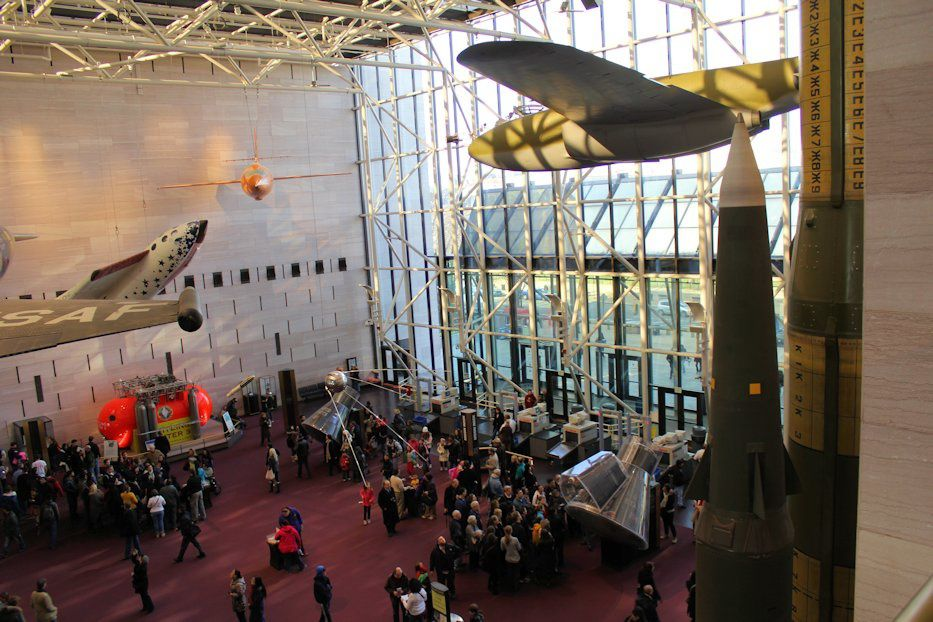 Smithsonian, National Air and Space Museum