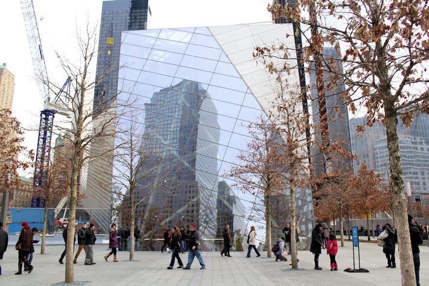 Wall Street &amp&#x3B; Ground Zero