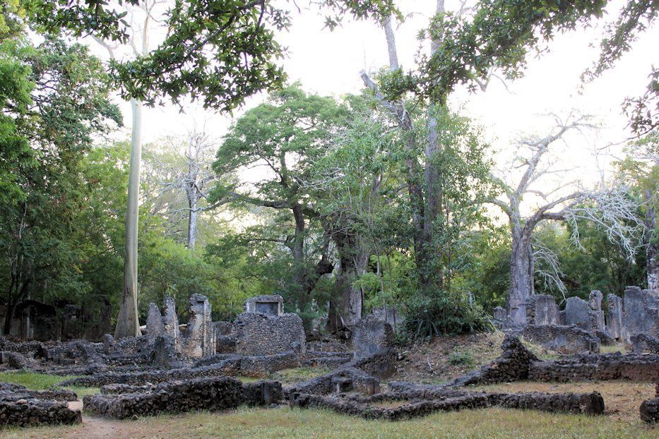 Gede Ruins National Monument