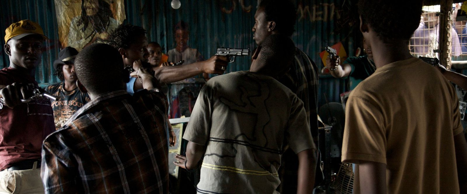 Shooting location Nairobi City