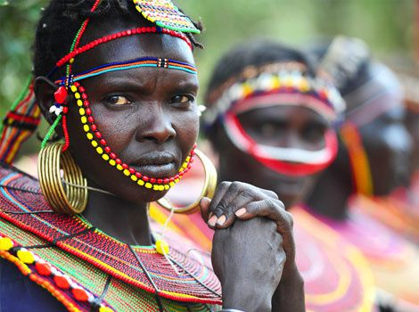 Pokot Beauty