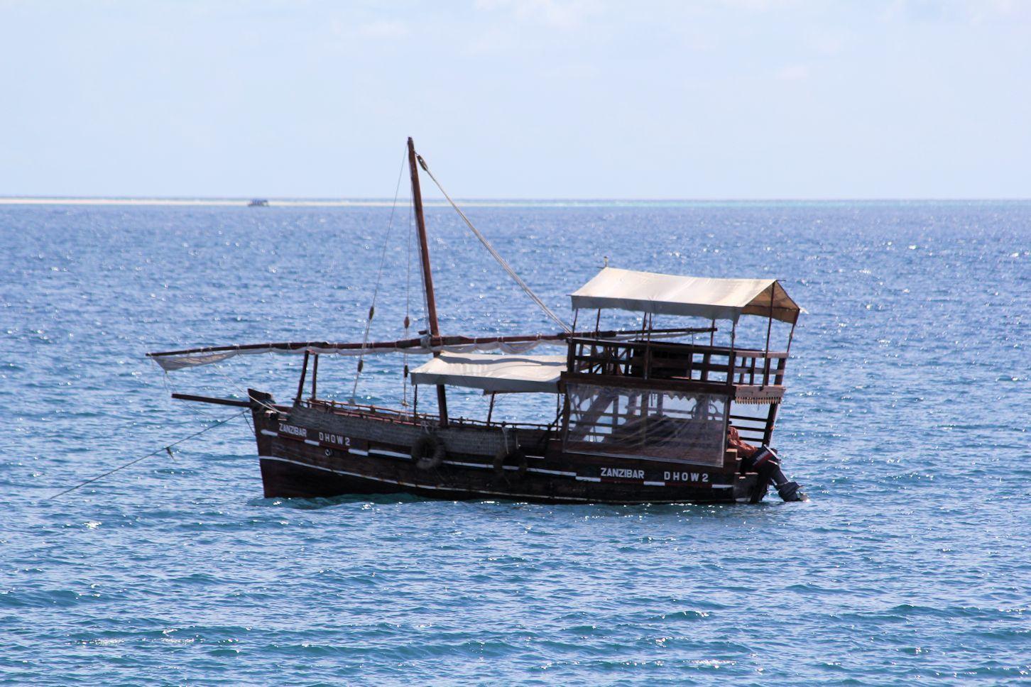 Sunset Cruise, Zanzibar