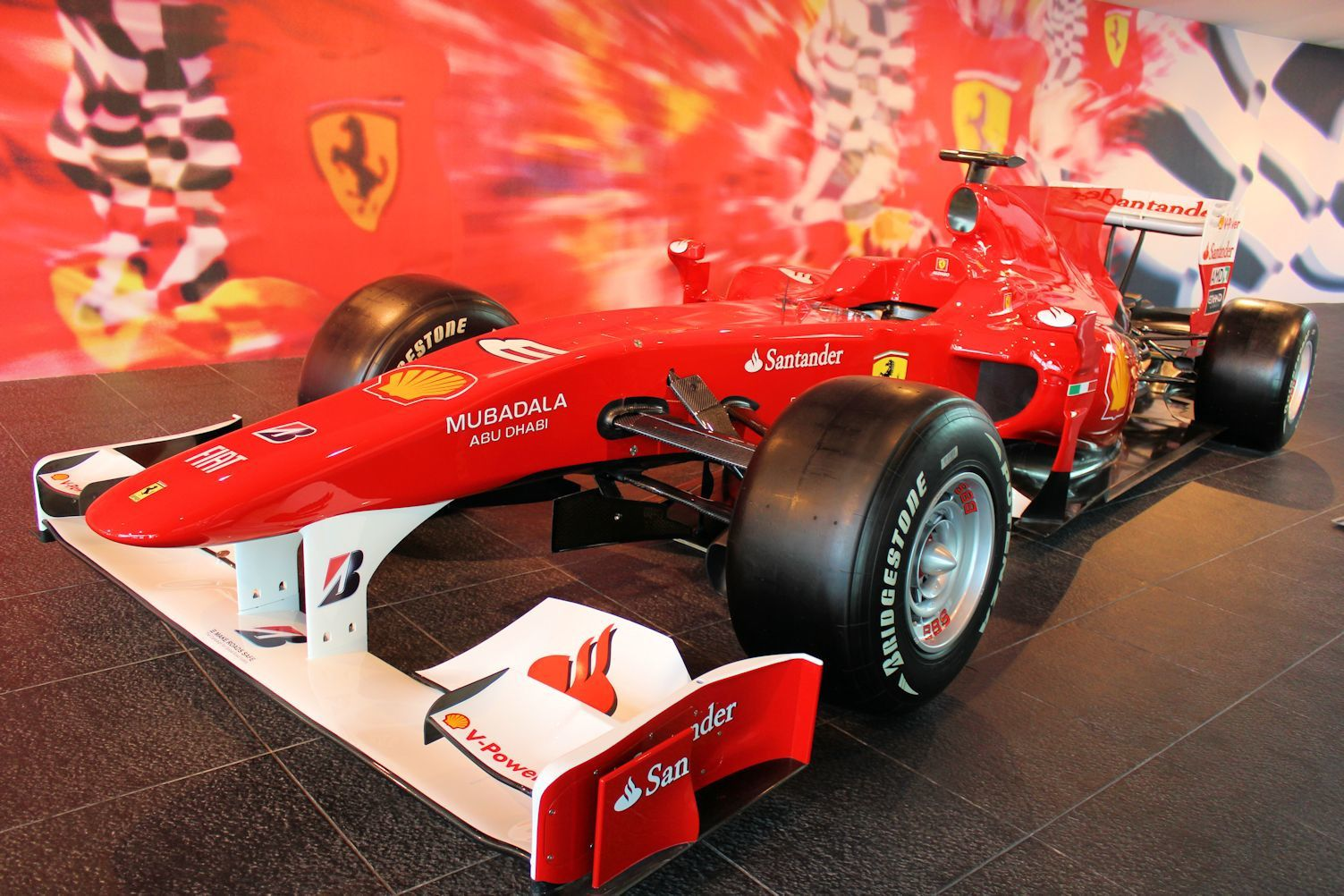 Ferrari World, Yas island