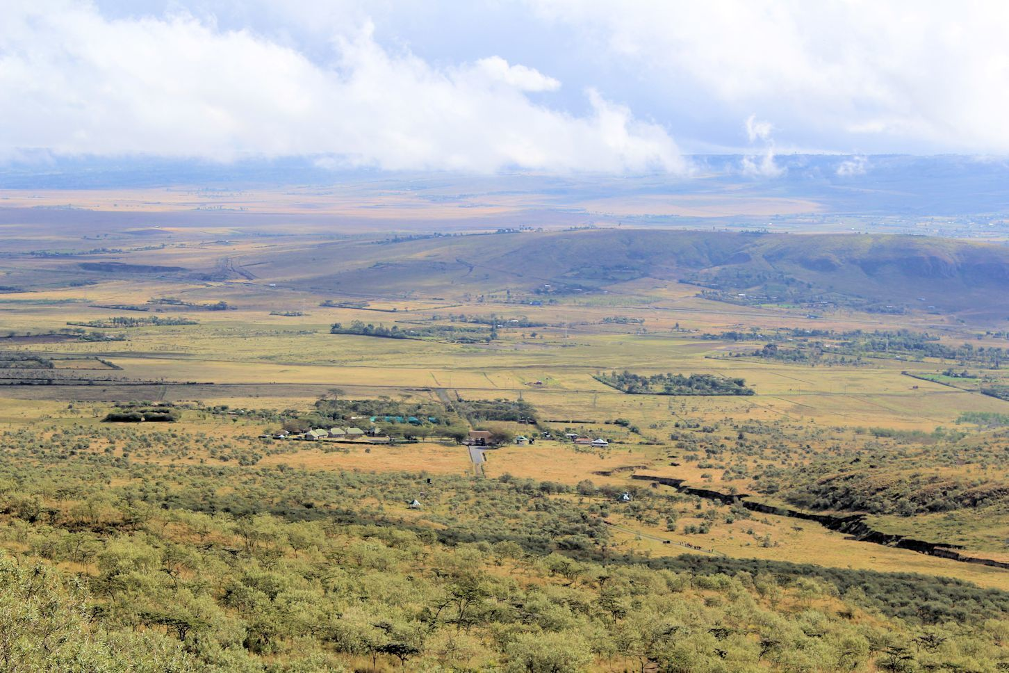 Mt. Longonot National Park