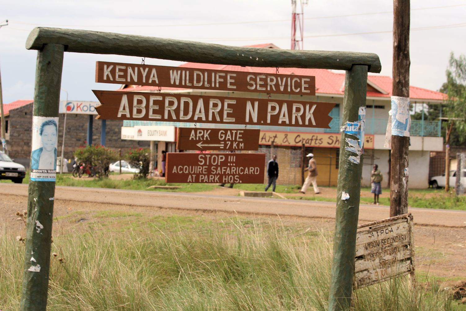Aberdare National Park