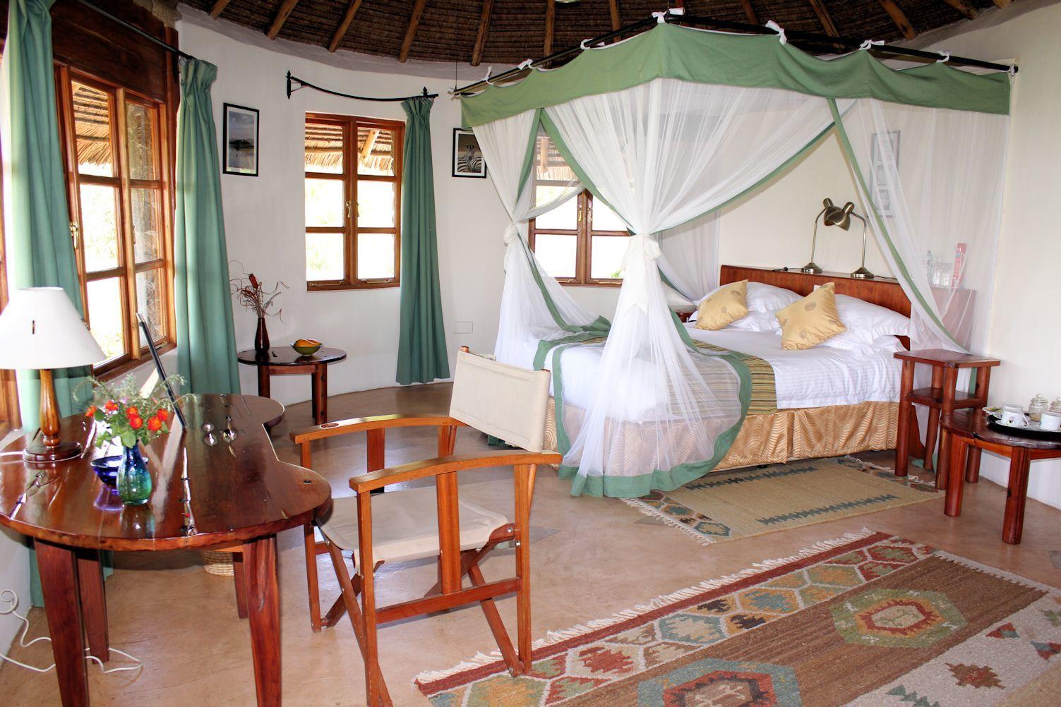 Lake Elementeita, The Sleeping Warrior Lodge
