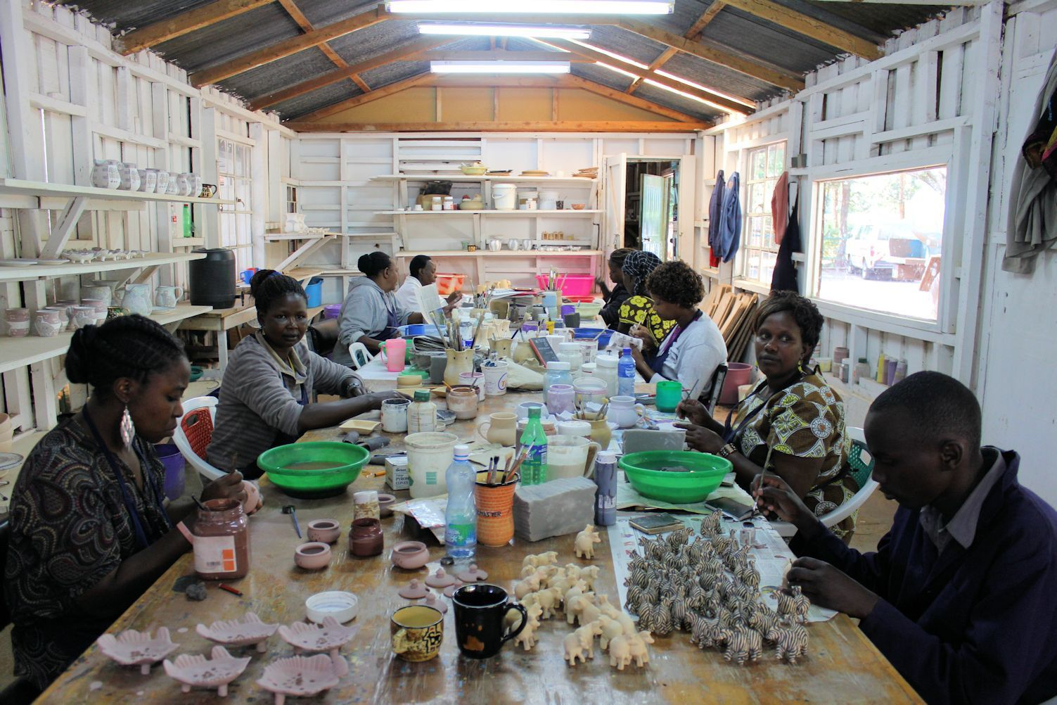 Kazuri Beads Factory