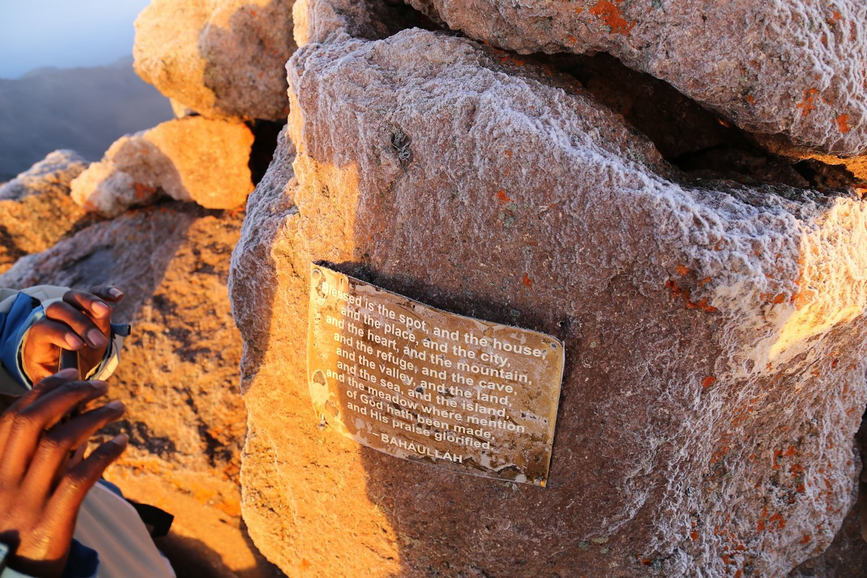 Hiking Mount Kenya. Part 3 : The Final Frontier