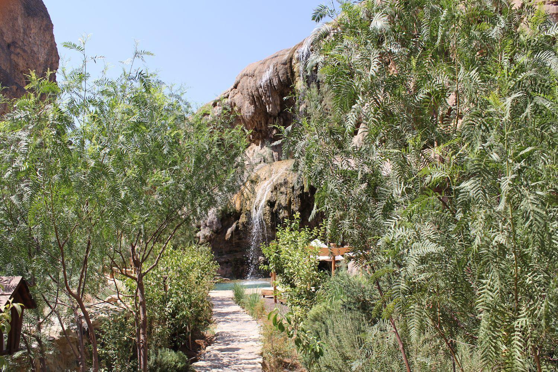Six Senses Spa. Ma'in Hot Springs