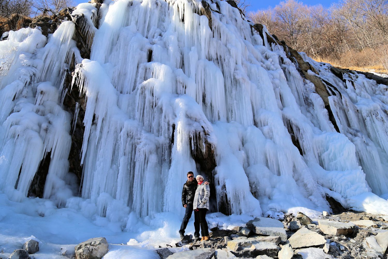 Georgian winter