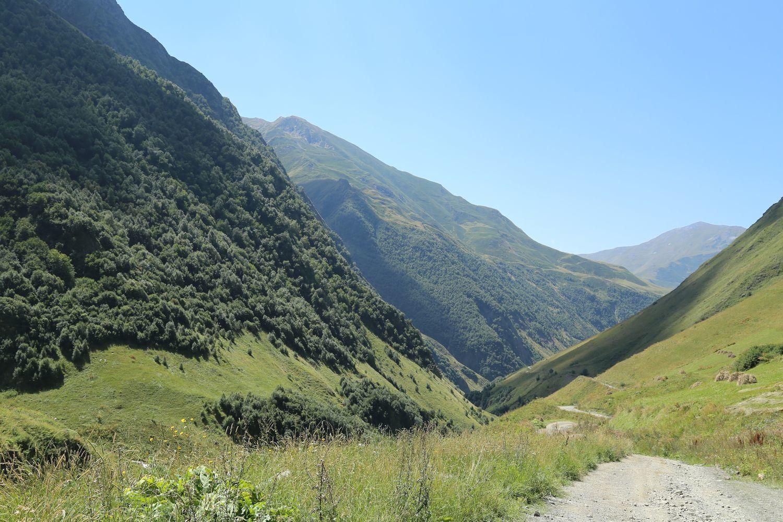 Kazbegi  National  Park
