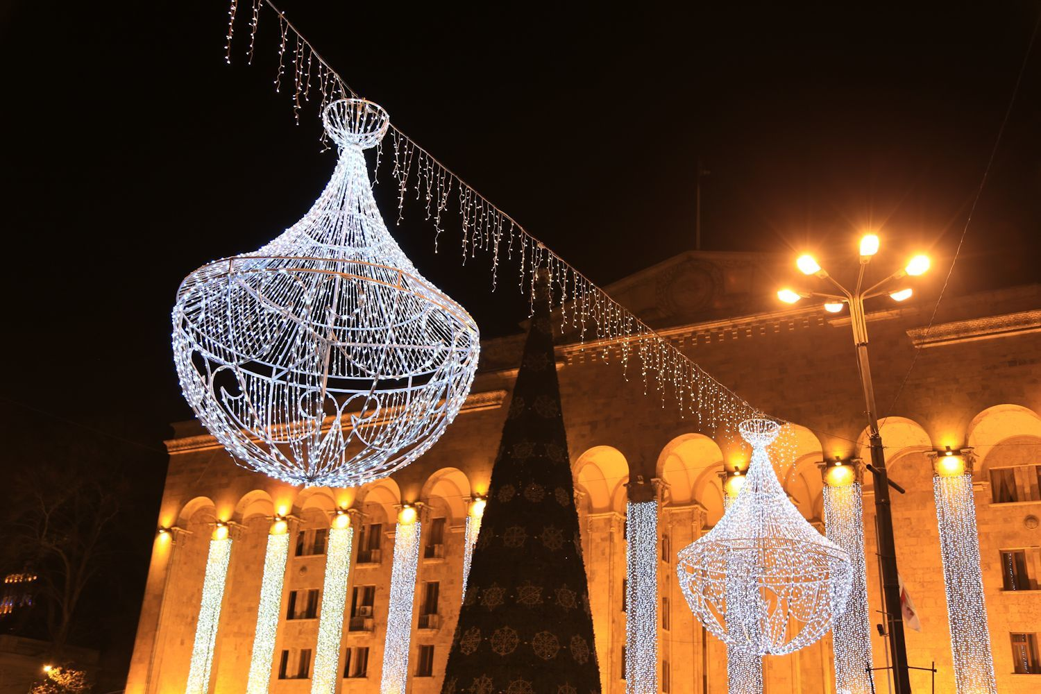 Merry Christmas from Tbilisi