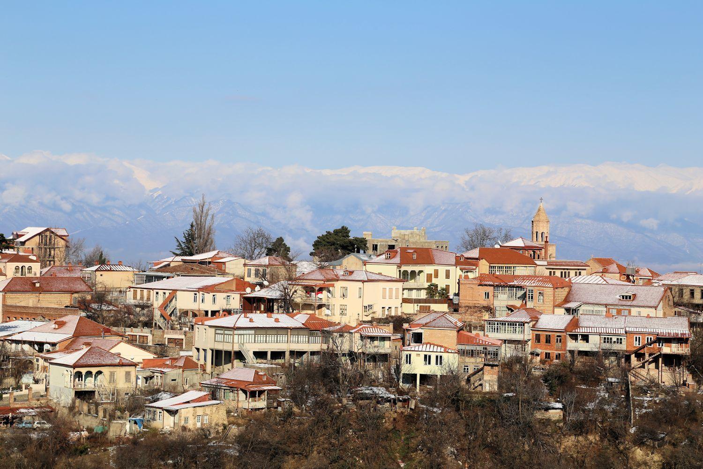 Signaghi - Georgian city of love