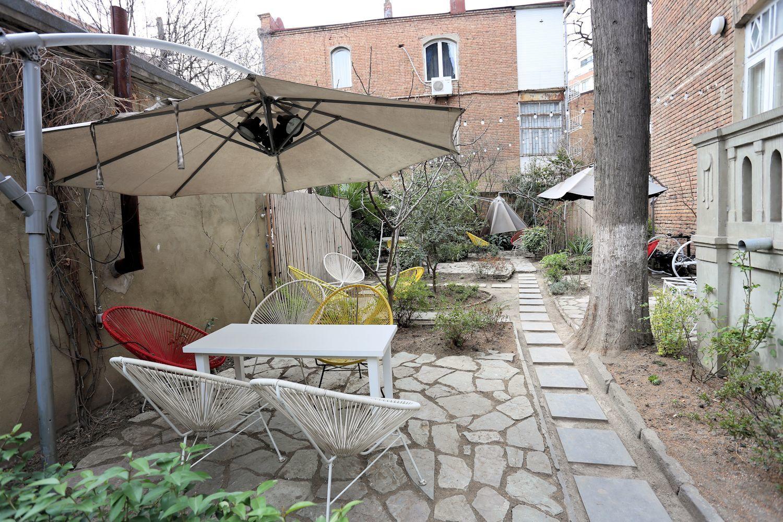 O Moda, Moda summer terrace / outdoor tables
