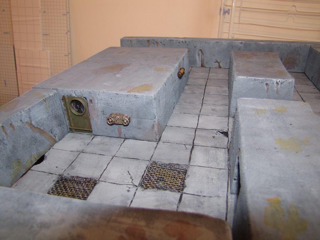 Table de jeu pour HYBRID (ou Incursion....)