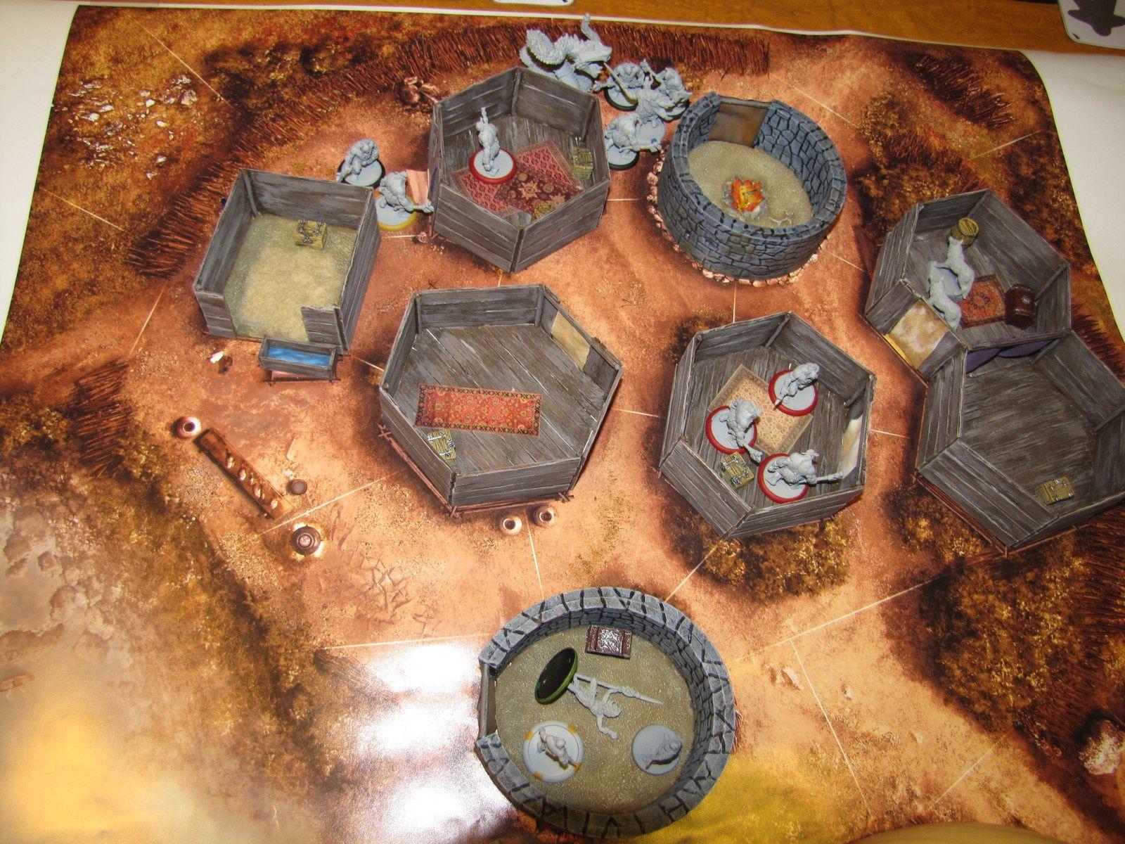 Pendant que Conan économise ses forces pour les assauts qui vont suivre, Valéria et Shevatas se débarassent du Sorcier.
