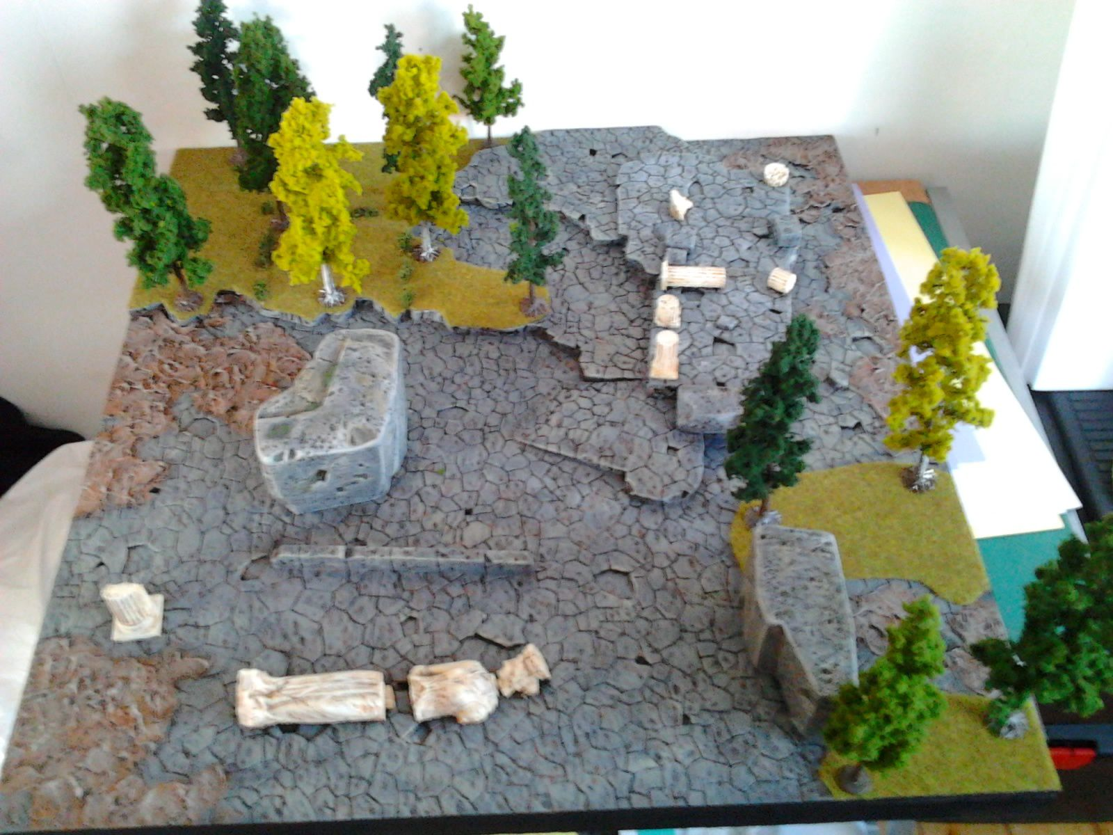 Mythic Battles : Panthéon - Table 3D
