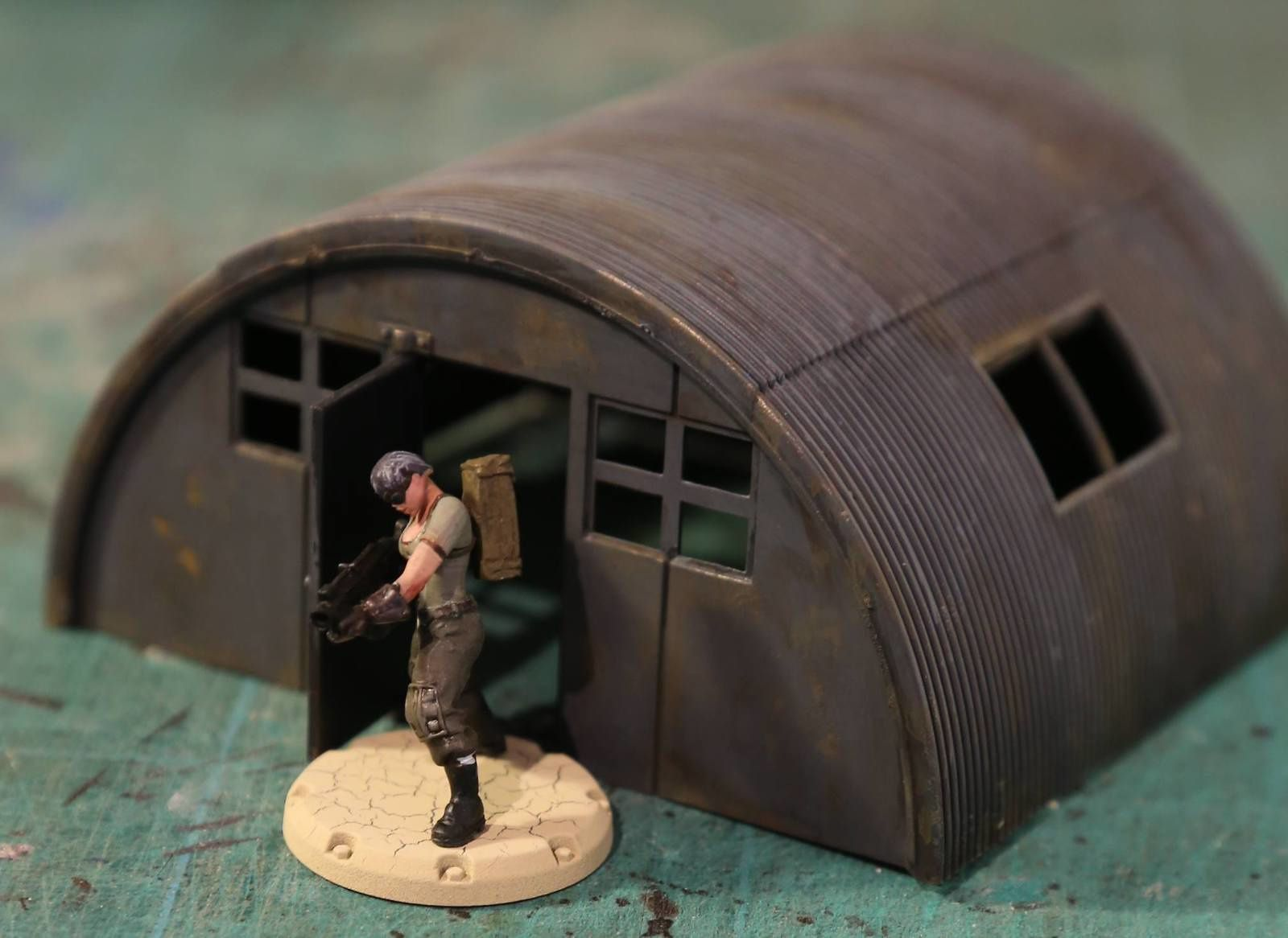 DUST - Troupes SSU-Mercenaires Babylon