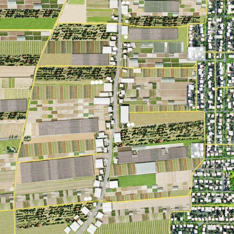 L'agriculture urbaine : gadget végétal pour bobos verts ou contribution à l'alimentation des villes ? Et si on pensait à l'attractivité des territoires, tout simplement ...