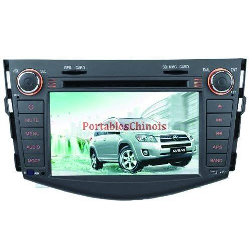 autoradio dvd gps autoradios gps pas cher pour toyota highlander achat autoradio autoradio. Black Bedroom Furniture Sets. Home Design Ideas