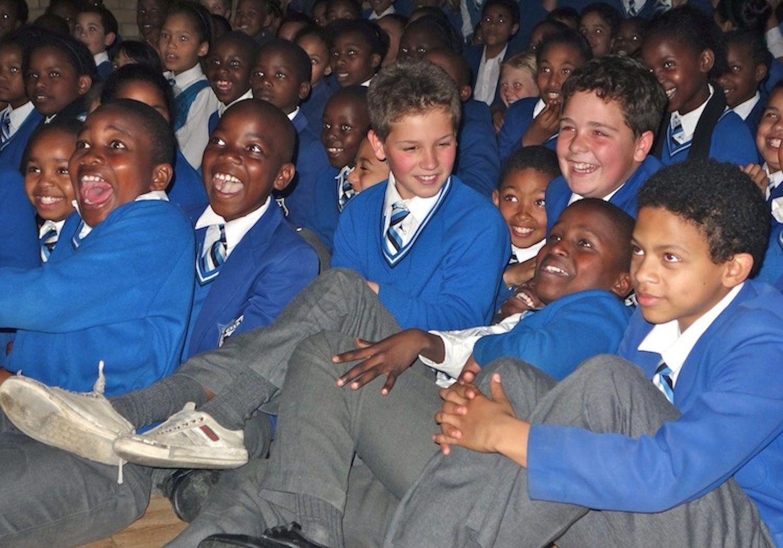 Afrique du Sud - Cape Town : Le grand écart de l'Arc-en-ciel (août-sept 2013)