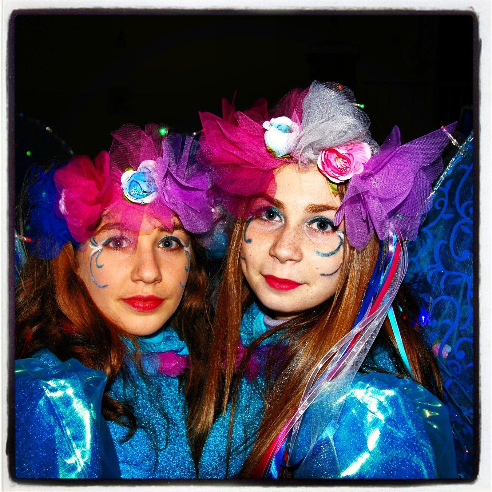 Sorrisi e colori del Carnevale di Manfredonia