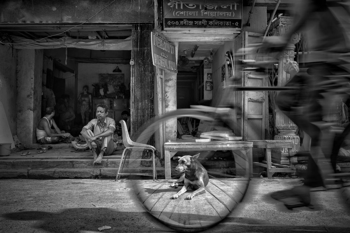 New Talent: Street Culture Commended Yi Choon Tang (Malaysia)  Kolkata, India