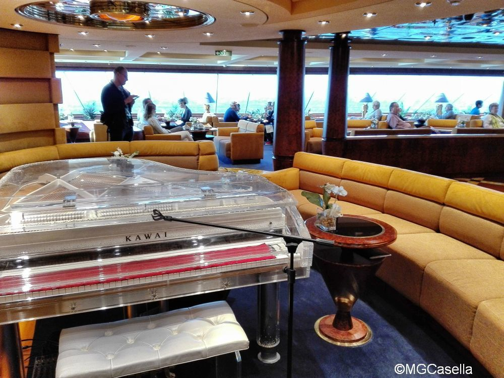 MSC Fantasia - MSC Yacht Club