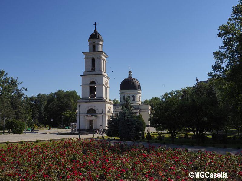 La cattedrale di Chisinau