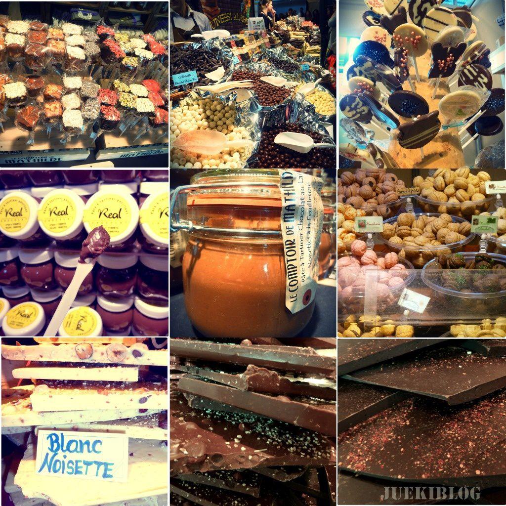 Le salon du chocolat 2012, plein les yeux et plein les papilles!