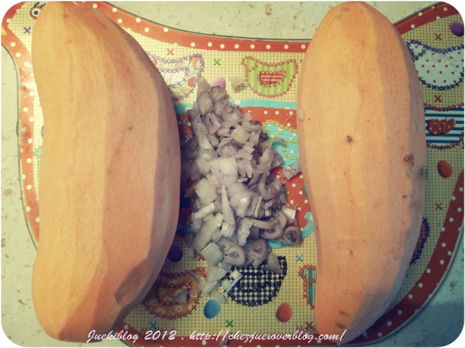 Patate douce sautée aux épices cajun