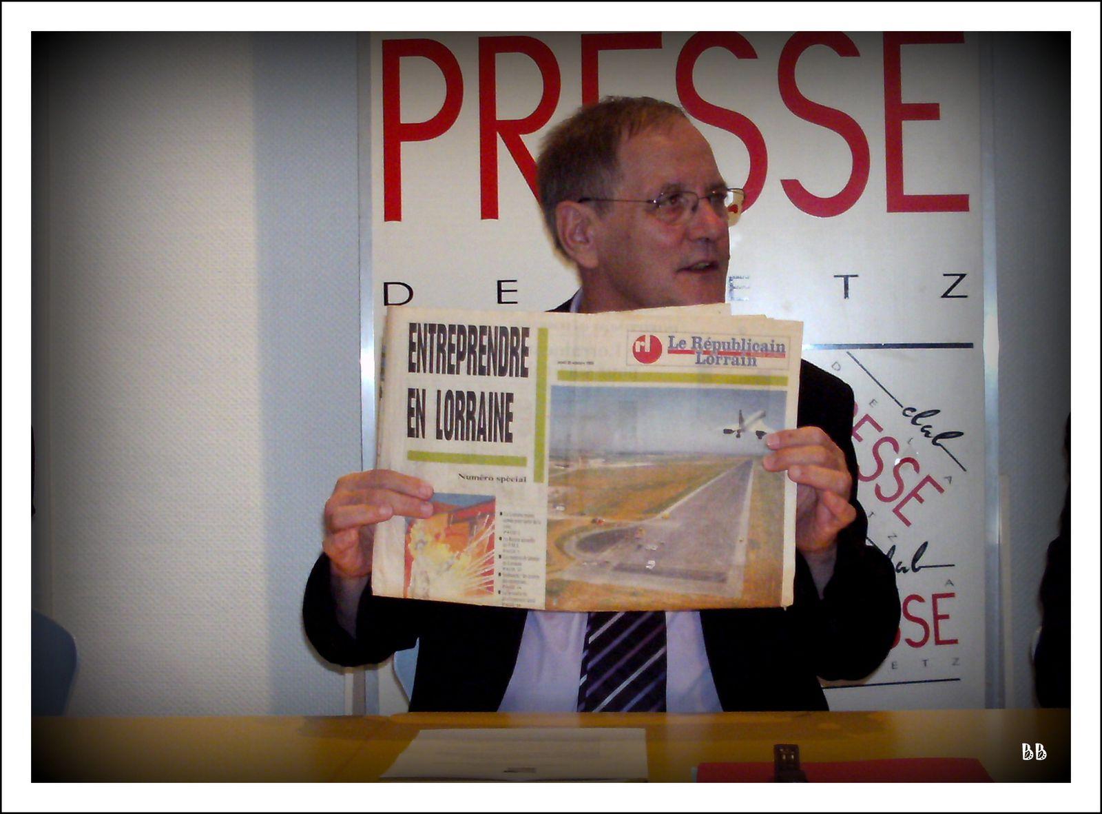 CESE de Lorraine : Conférence de Presse de rentrée