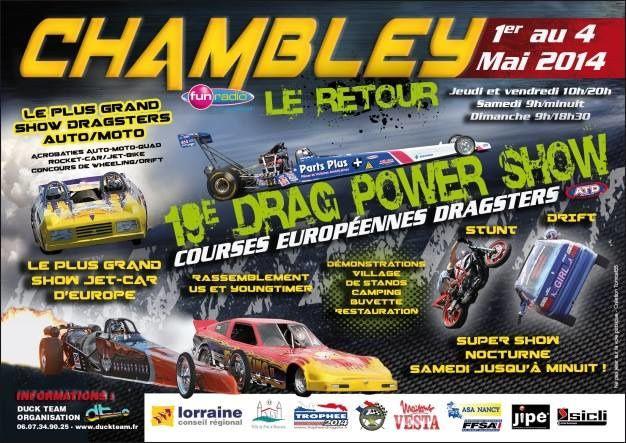 Chambley Drag Power Show 2014