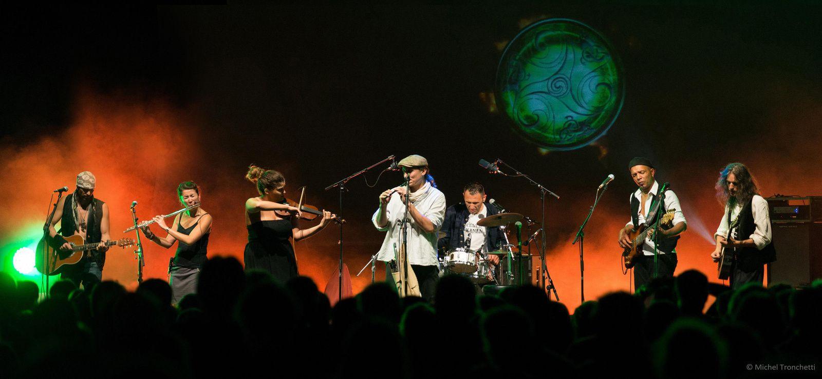 Lachaussée (55)  GrAnge ThéAtre  Celtic Kanan en concert  les 18 et 19 octobre
