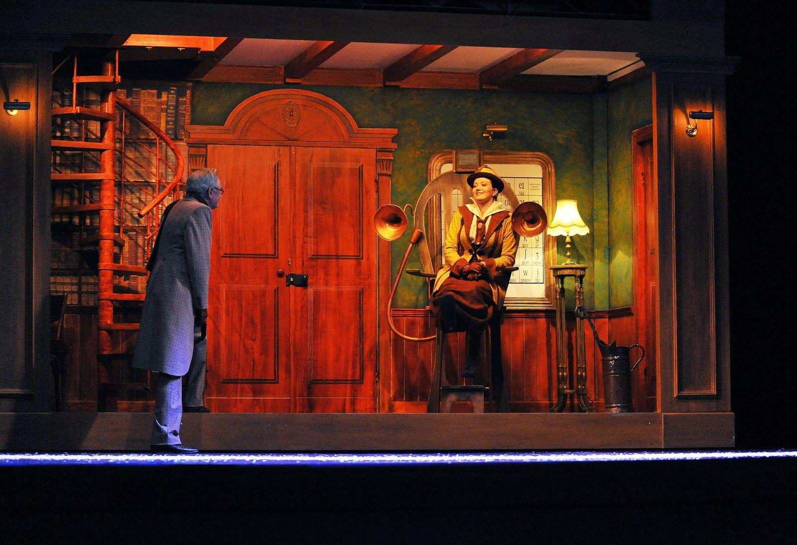 Opéra-Théâtre de Metz Métropole comédie musicale My Fair Lady  du 18 décembre 2015 au 1er janvier 2016