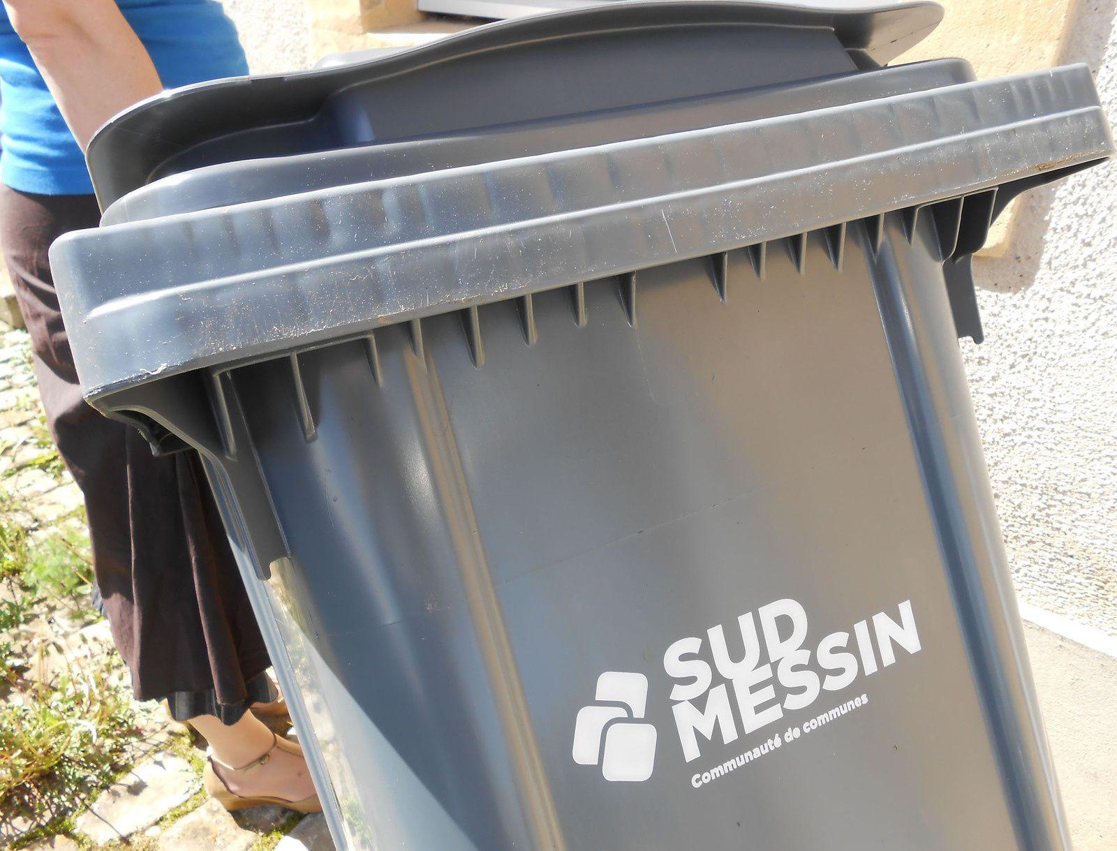 Sud Messin Collecte des déchets durant le week-end de Pâques