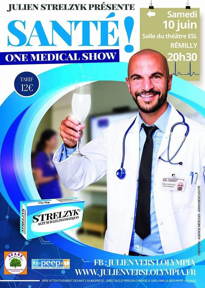 Remilly One Medical Show le 10 juin