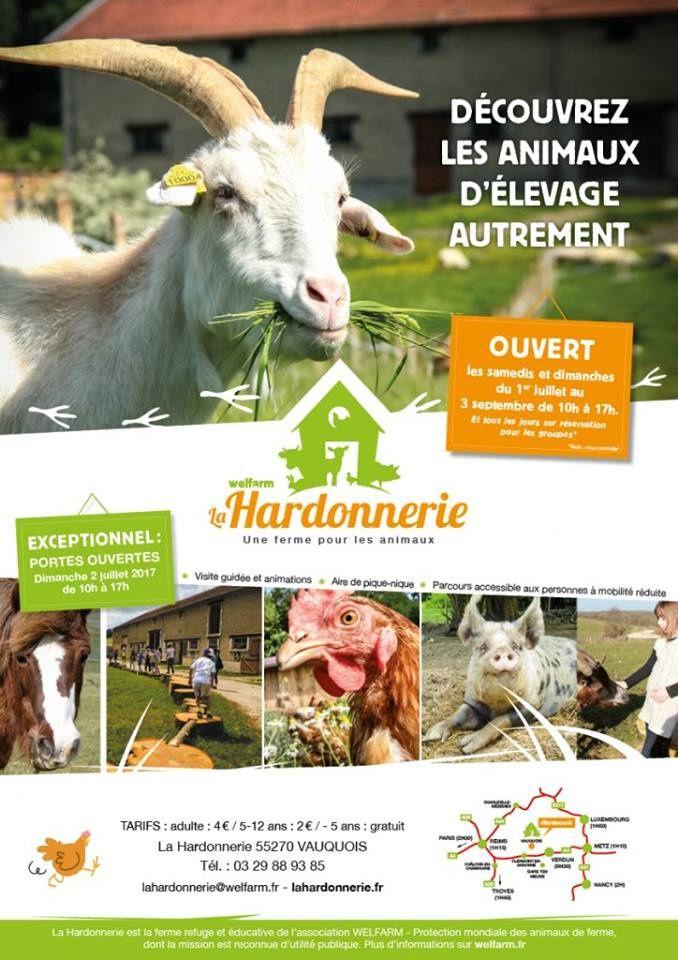 Vauquois ( 55) La Hardonnerie ouvre ses portes le 2 juillet