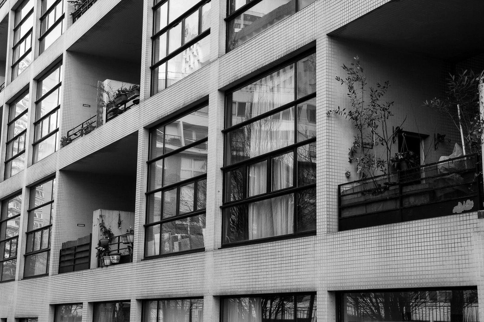 Stage monochrome Paris avec Itinérances Photographiques