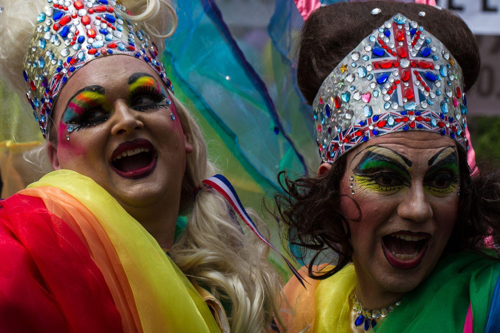 Gay Pride 2013